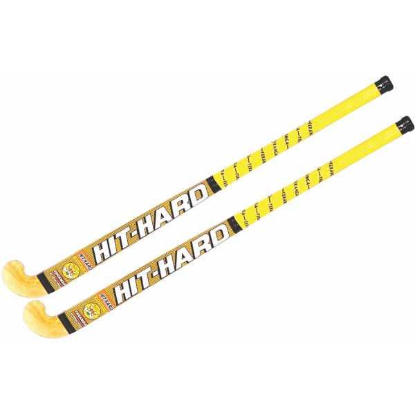 Teranga Hit Hard Full Pvc Grip Tapered Hockey Shaft
