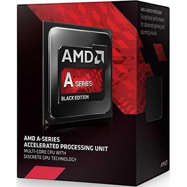 AMD 3.8GHz FM2+ A10-7700K Processor