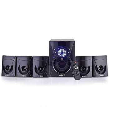 Envent Deejay 705 BT 5 1 Channel Multimedia Speaker