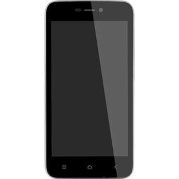 Gionee Pioneer P4S  - White | Black