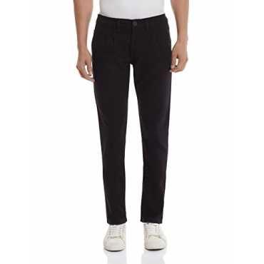 Men's Skinny Fit Jeans (8902986713191_JWCLLC092A8_34W x 33L_Black)