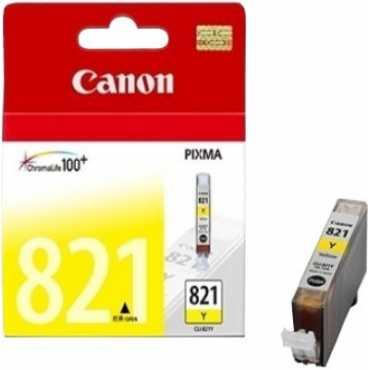 Canon CLI 821Y Ink Cartridge - Yellow