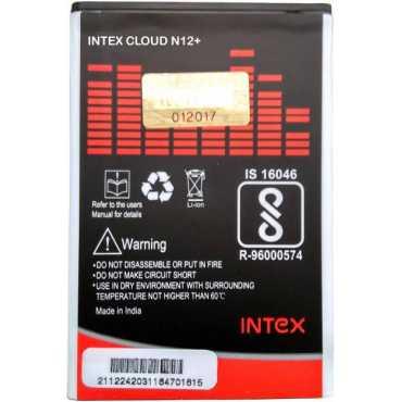 Intex 1600mAH Battery (For Cloud N12 Plus)