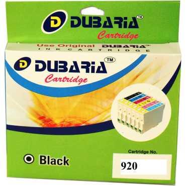Dubaria 920 Black Ink Cartridge