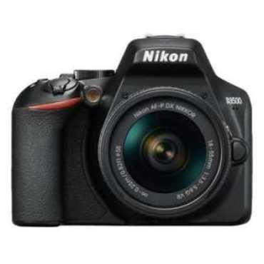 Nikon D3500 DSLR Camera (AF-P DX 18-55mm f/3.5-f/5.6G VR Kit Lens)