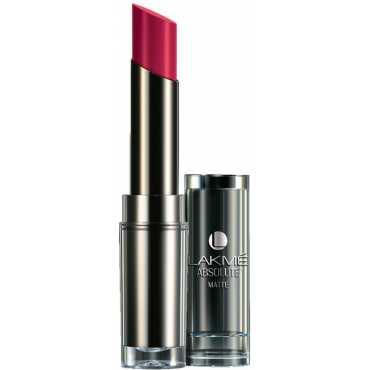 Lakme  Absolute Sculpt Studio Hi-definition Matte Lipstick (Plum Spell)