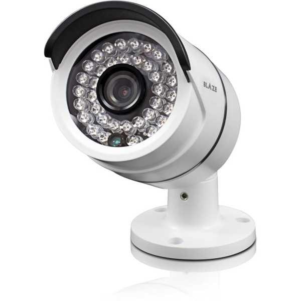 Blaze BG-AB-4P-03-0F-HD Bullet CCTV Camera - White