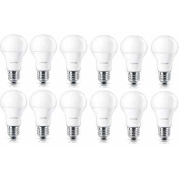 Philips Stellar Bright 14W E27 LED Bulb Yellow Pack of 12