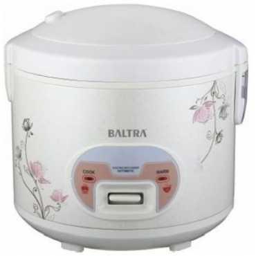 Baltra BTD-400D 1 L Rice Cooker - White