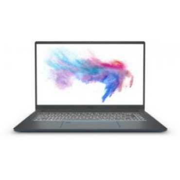 MSI Prestige 15 A10SC-239IN Laptop 15 6 Inch Core i7 10th Gen 16 GB Windows 10 512 GB SSD