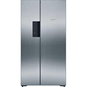 Bosch KAN92VI35I 659L Side by Side Refrigerator