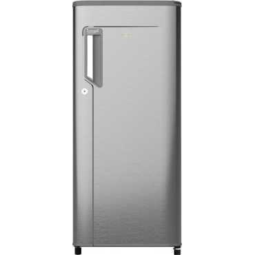 Whirlpool 205 IMPWCOOL PRM 190L 4 Star Single Door Refrigerator Magnum Steel