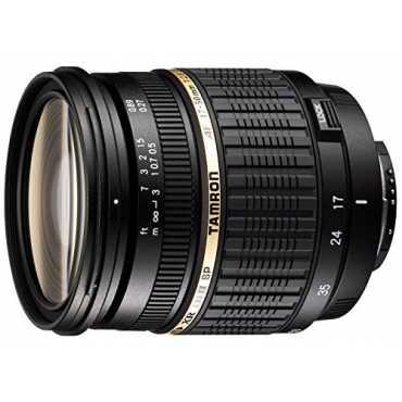 Tamron SP AF 17-50mm F/2.8 Di II VC IF (Aspherical Fast Zoom) Lens (For Pentax DSLR) - Black