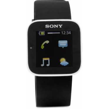 Sony SmartWatch - Black