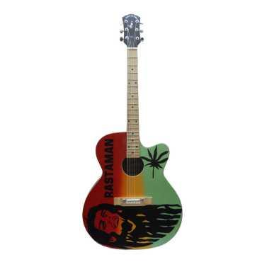 Signature Rastaman Guitar