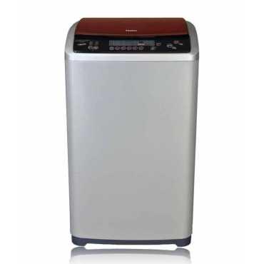 Haier HWM65-707NZP 6.5Kg Fully Automatic Washing Machine - Silver