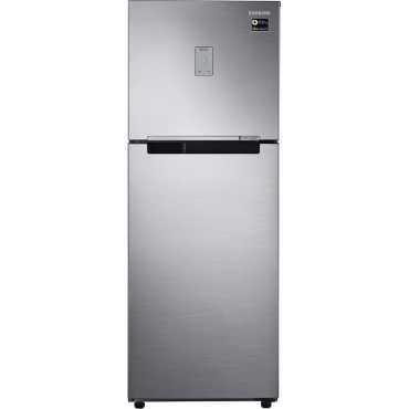 Samsung RT28M3424S8 253L Double Door Refrigerator (Elegant Inox)