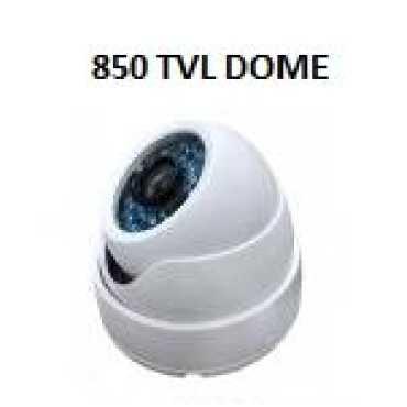 CP PLUS CP-LAC-DC85L2 850TVL IR Dome CCTV Camera - White