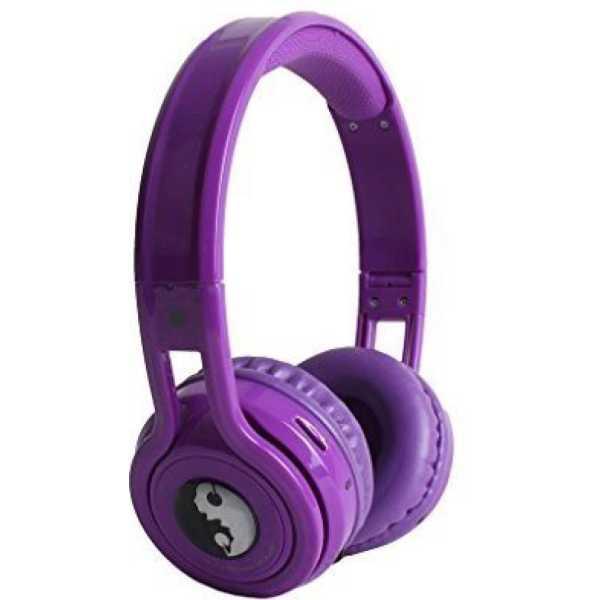 Acid Eye KB-2600 Bluetooth Headphones - Black
