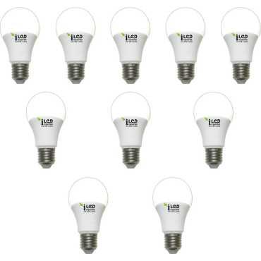 Imperial 7W-WW-BC22-3595-10 Premium LED Bulb Warm White Pack Of 10