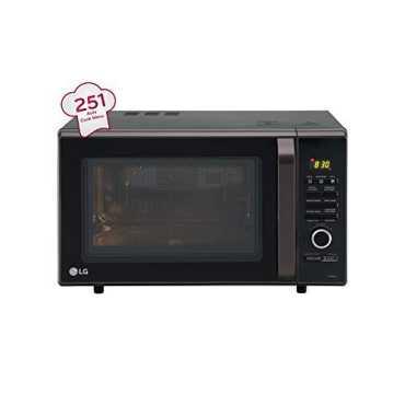 LG MC2886BLT 28 L Convection Microwave Oven
