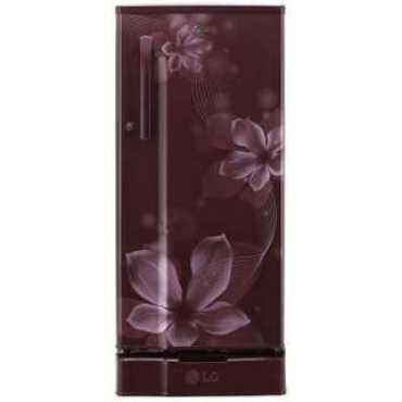 LG GL-D191KSOX 188 L 4 Star Inverter Direct Cool Single Door Refrigerator