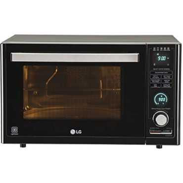 LG MJ3286BFUM 32L Convection Microwave Oven - Black