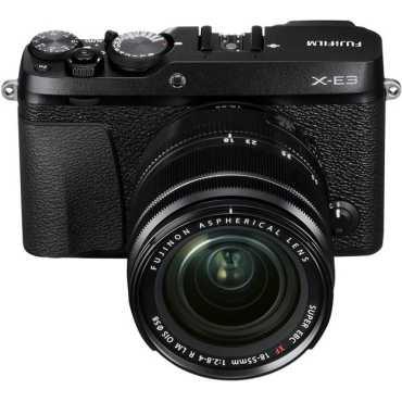 Fujifilm X-E3 Mirrorless Camera With 18-55mm Lens