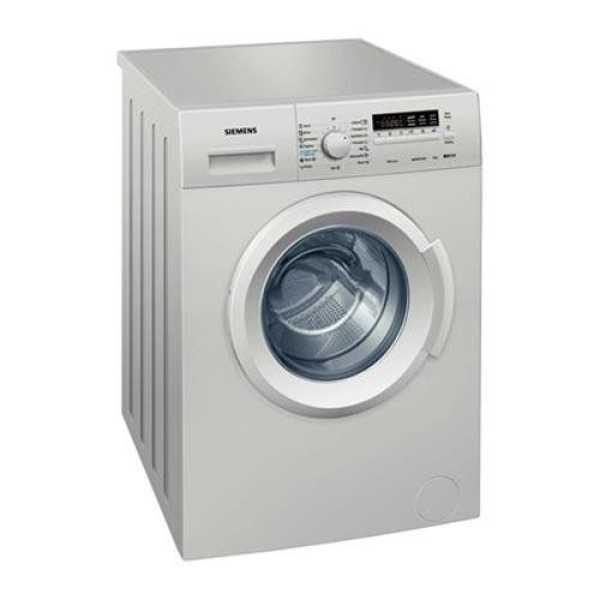 Siemens 6 Kg Fully Automatic Washing Machine (WM10B26SIN)