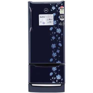 Godrej RD EDGE DUO 225 PD INV4 2 4 Star 225L Single Door Refrigerator Erica