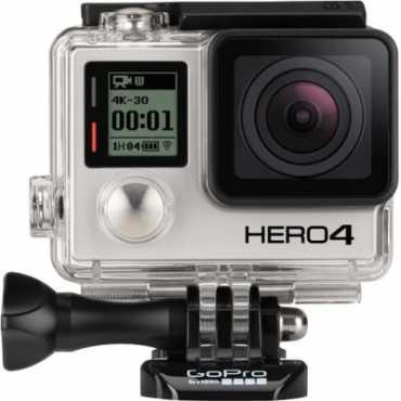 GoPro Hero4 CHDHX-401 Sports & Action Camera - Black