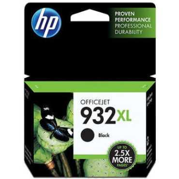 HP 932XL Black Ink Cartridge - Black