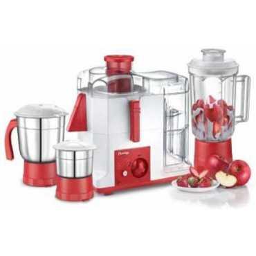 Prestige JMG-41118 550W Juicer Mixer Grinder 3 Jars