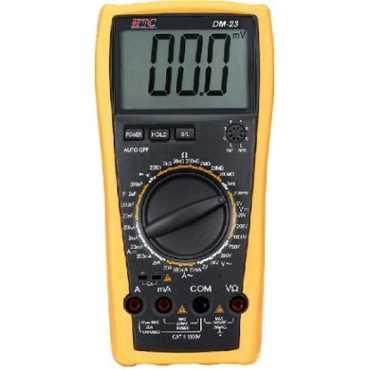 HTC DM-23 Digital Multimeter - Yellow