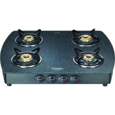 Prestige Premia GTS-04 D 4 Burner Gas Cooktop