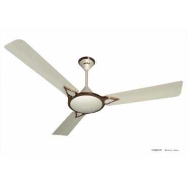 Activa Windsor 3 Blade (1400mm) Ceiling Fan - Bronze