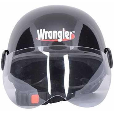 Wrangler Beetal Vintage Open Face Helmets (Large) - Pink