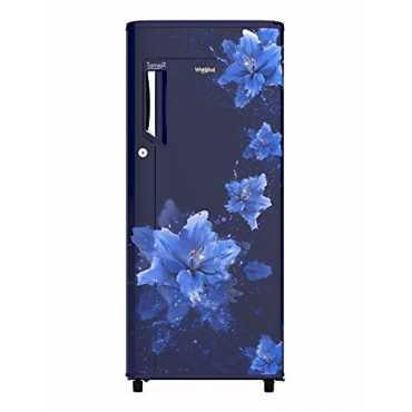 Whirlpool 215 Ice Magic Powercool PRM 200 L 4 Star Direct Cool Single Door Refrigerator (Splash) - Red