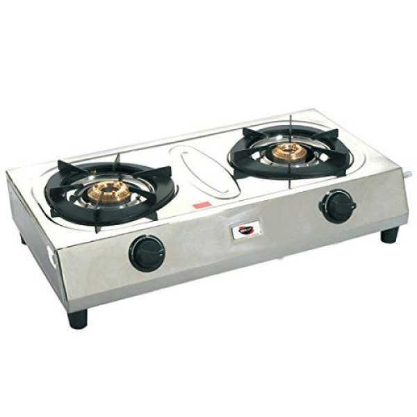 Nirlep Aspa P2 LB Gas Cooktop (2 burner)