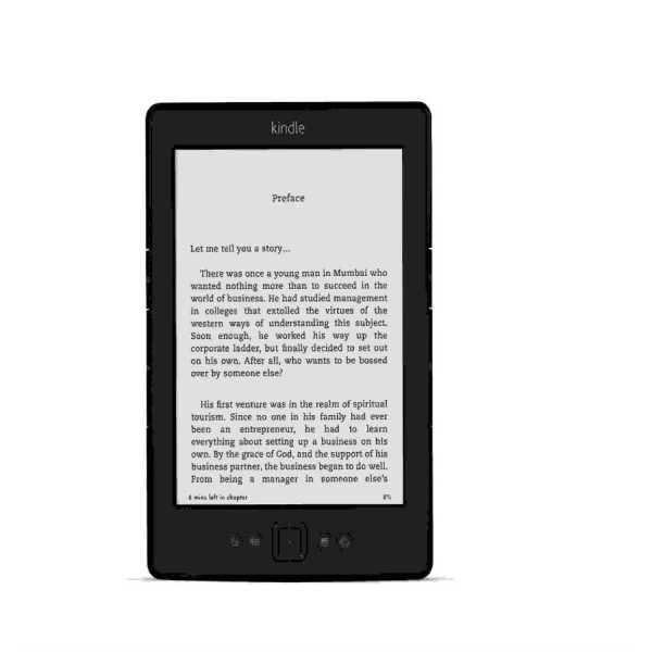 Amazon  Kindle Wi-Fi - Black