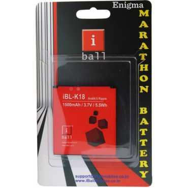 iBall iBL-K18 Andi 4.5 Ripple Battery
