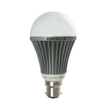 Havells Lumeno 15W B22 LED Bulb (White) - White