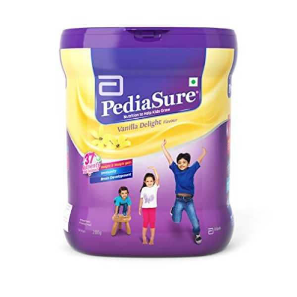 Abbott Pediasure Whey Protein (200gm, Vanilla Delight)