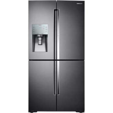 Samsung RF28K9380SG/TL 826 L Side By Side Double Door Refrigerator  - Black | Grey | Steel