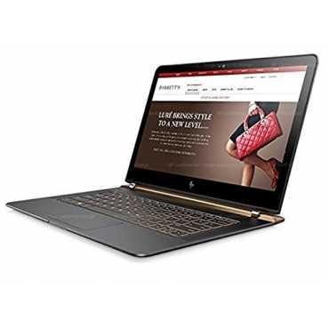 HP Spectre 13-v122TU Laptop - Silver | Gold