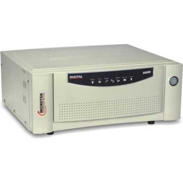 Microtek UPS-EB 800VA Square Wave Inverter - Grey