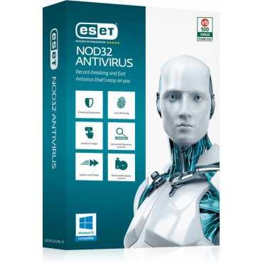 Eset NOD32 2016 1 PC 3 Year Antivirus