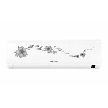 Samsung AR18KC3HDTRNNA 1.5 Ton Inverter Floral Split Air Conditioner - White