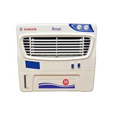 Singer Everest Senior 50 Litres Air Cooler - White