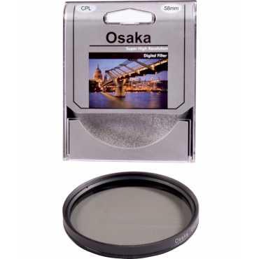 Osaka 58 mm Circular Polarizing Filter